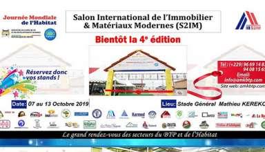 La 4eme edition du S2IM Benin