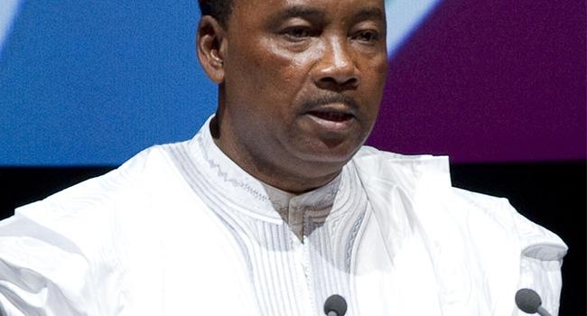 Mahamadou-Issoufou-Président-du-Niger
