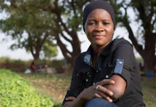 Mariam Mamane Copyright UNICEF Niger