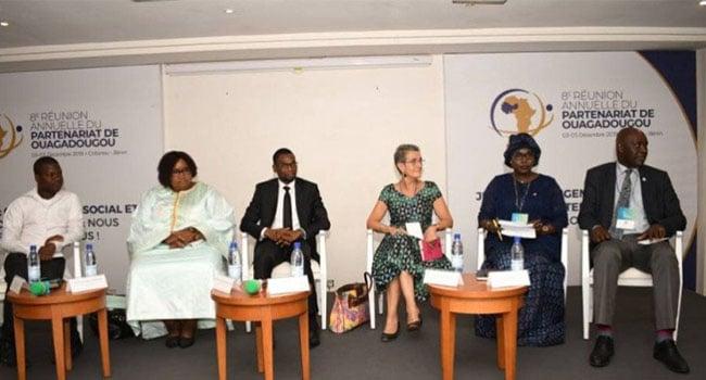Les chantiers post 2020 de la 8ème Réunion annuelle du Partenariat de Ouagadougou